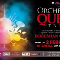 BOHEMIAN SYMPHONY ORCHESTRAL QUEEN TRIBUTE